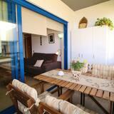 Apartamento, 2 Quartos, 2 Casas de Banho, Vista Mar - Varanda