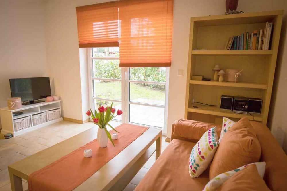 Apartmán, 2 ložnice, terasa, přízemí (Hühnergott) - Obývací pokoj