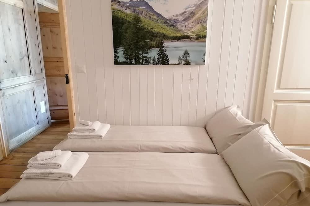ซูพีเรียอพาร์ทเมนท์, 1 ห้องนอน - พื้นที่นั่งเล่น