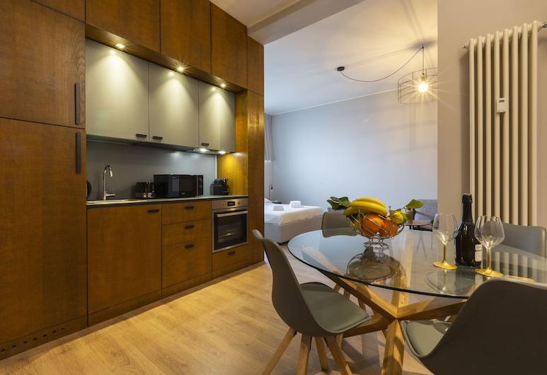 NotaMi - Milan Design Flats, Milaan, Studio (Flat 2), Woonruimte