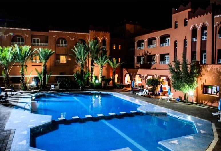 Hotel Farah El Janoub, Uarzazat
