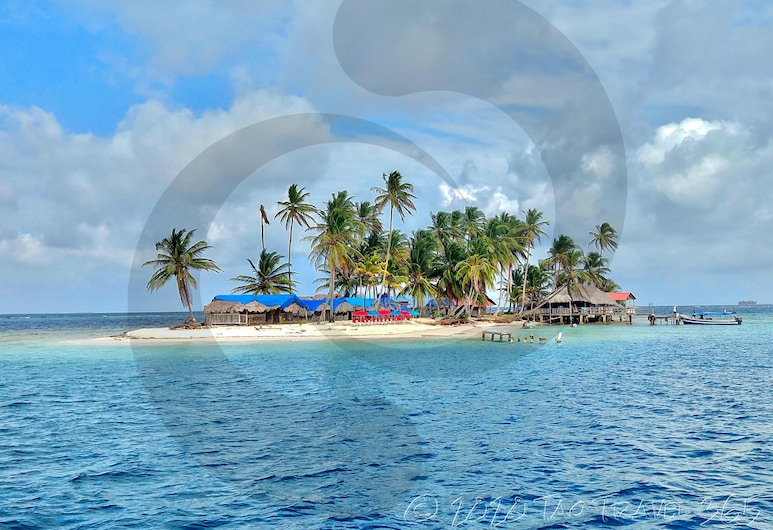 San Blas Secluded Paradise Beach Cabins, Archipel de San Blas, Plage