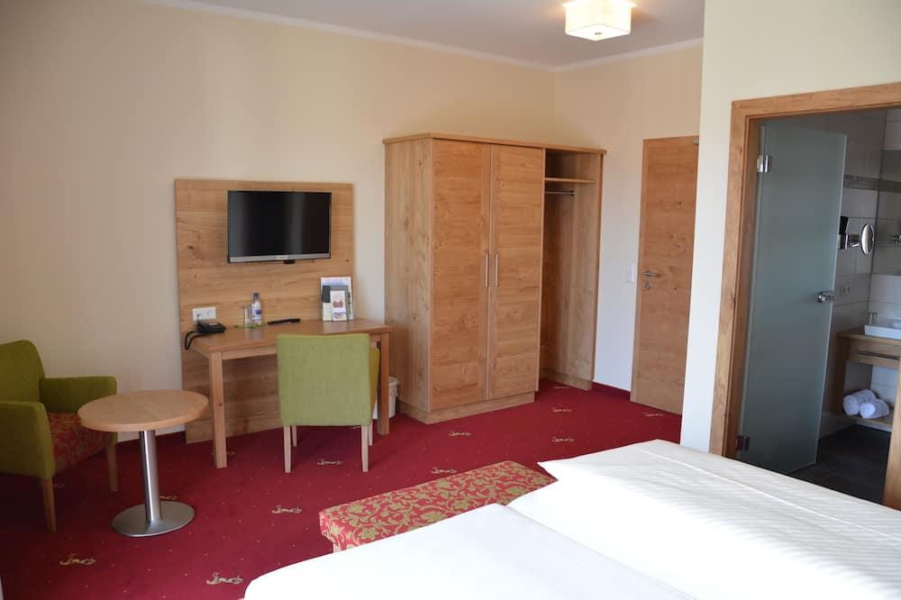 Habitación doble superior de uso individual - Sala de estar