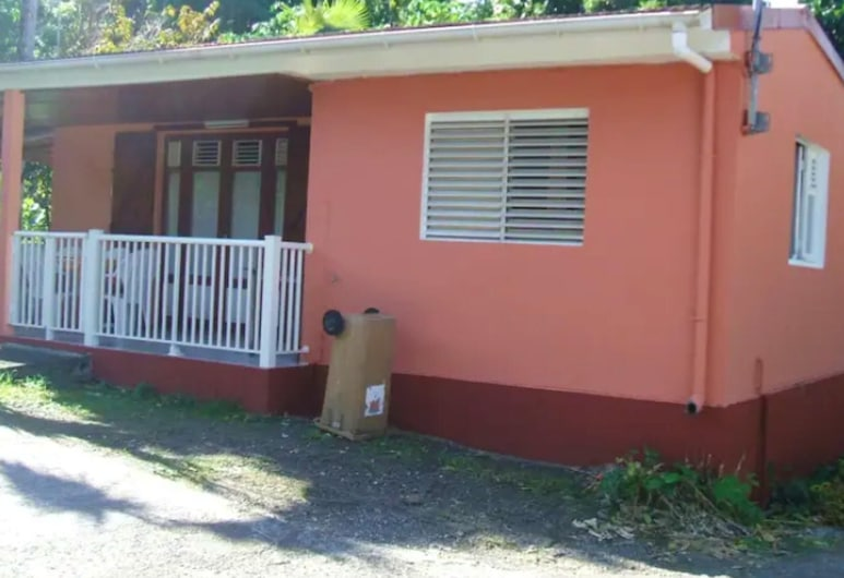 House With 2 Bedrooms in Bouillante, With Wonderful Mountain View and Furnished Terrace - 2 km From the Beach, บูอิยองต์