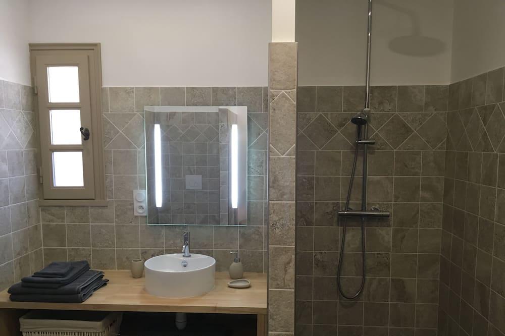 Romantic Double Room, Private Bathroom - Bathroom