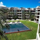 Condominio, 2 habitaciones - Piscina
