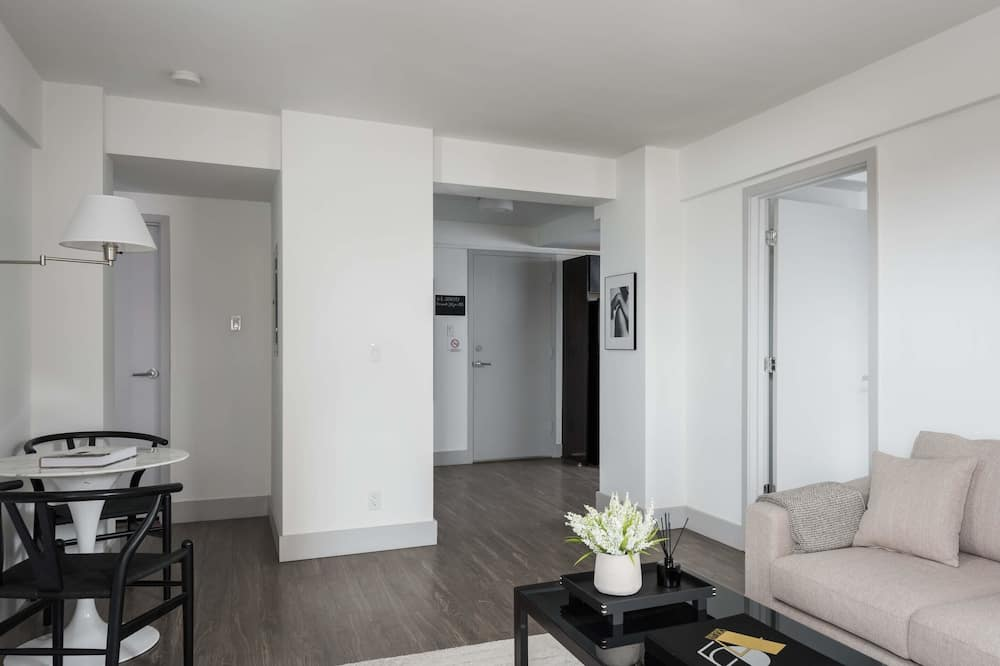 Appartement Supérieur, 2 chambres, non-fumeurs - Salle de séjour