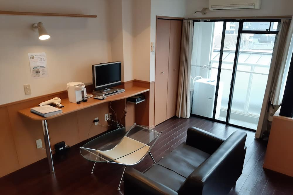 Dvojlôžková izba (South) - Obývačka