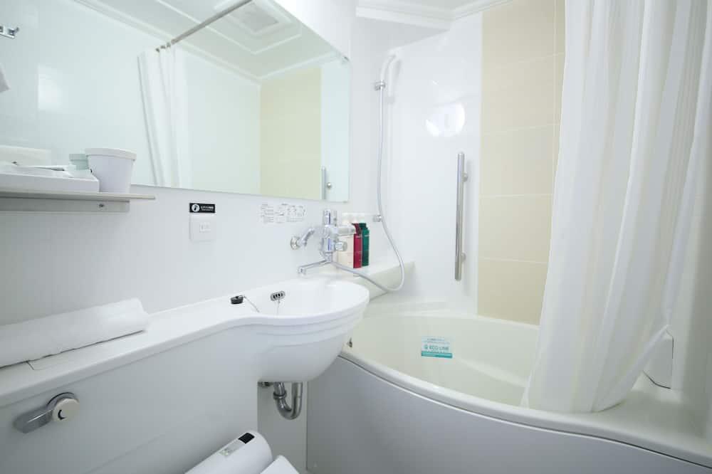 スタンダードルーム (2名利用) - バスルーム