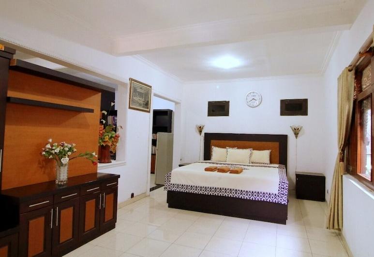 Javanice Homestay, سليمان, غرفة ديلوكس, غرفة نزلاء