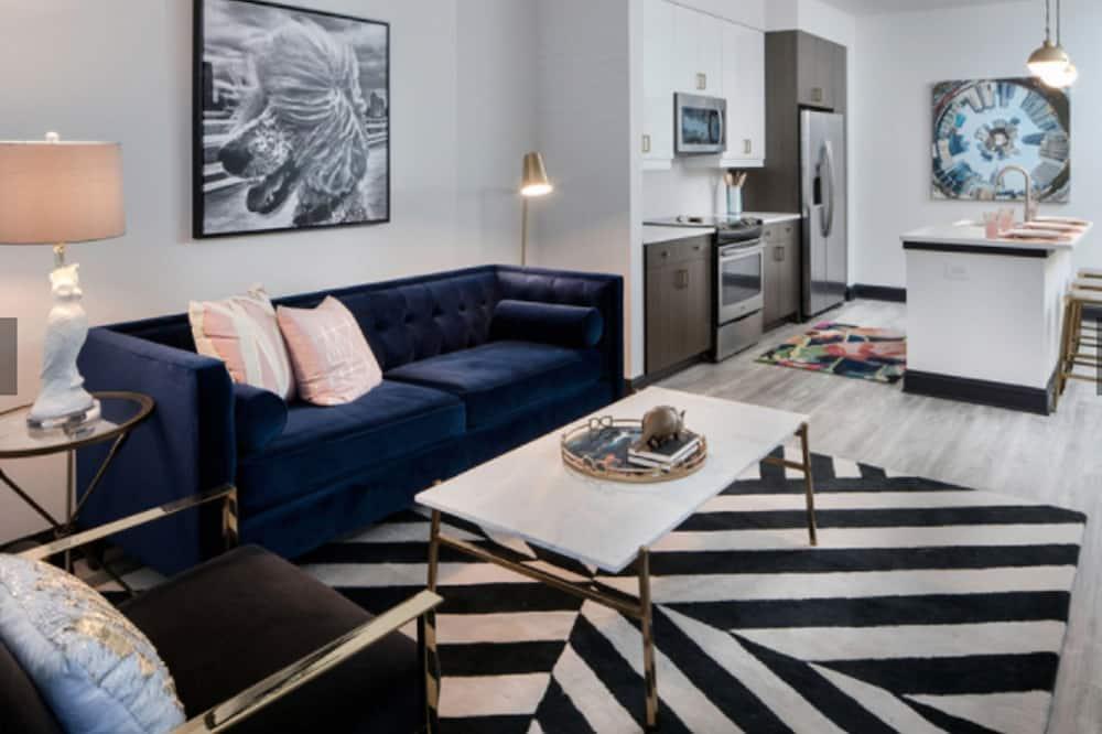 Executive Condo - Living Room