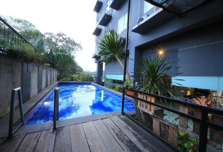 Hotel Zia Agria Bogor - Tajur, Bogor, Piscina al aire libre