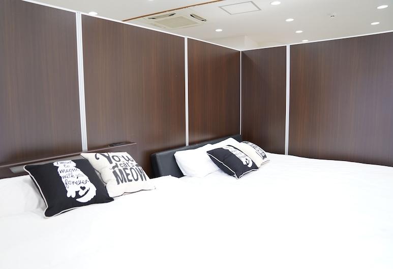 Metro Hanazonocho Apartment 1, Osaka, Zimmer (201, Big Suite for 8), Zimmer