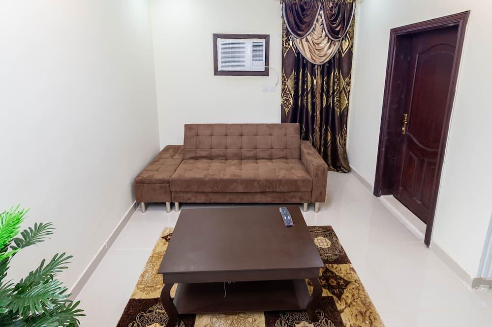 Suite estudio Deluxe - Sala de estar