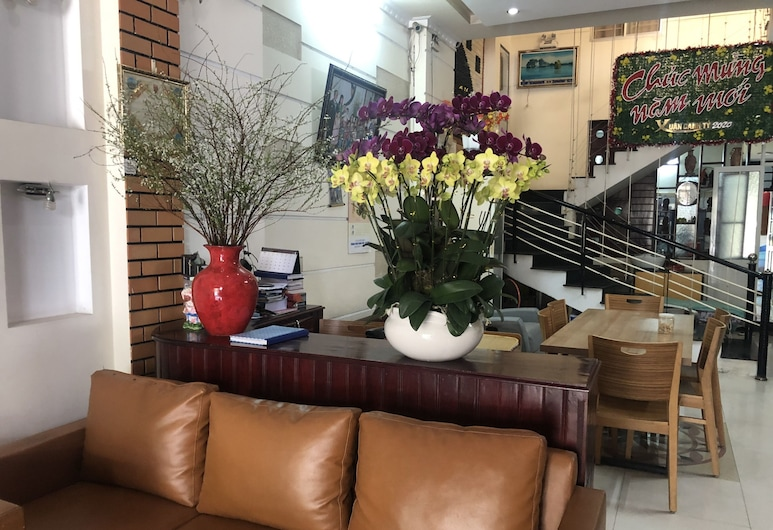 OYO 918 Ho Tay Motel, Da Nang, Rezeption