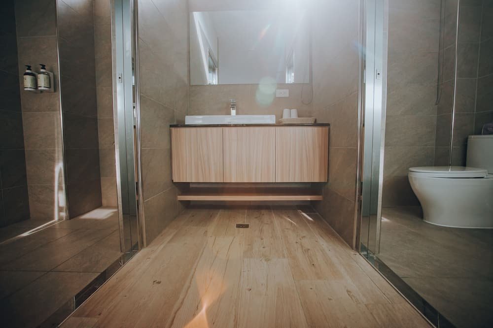 Chambre Quadruple (A2) - Salle de bain
