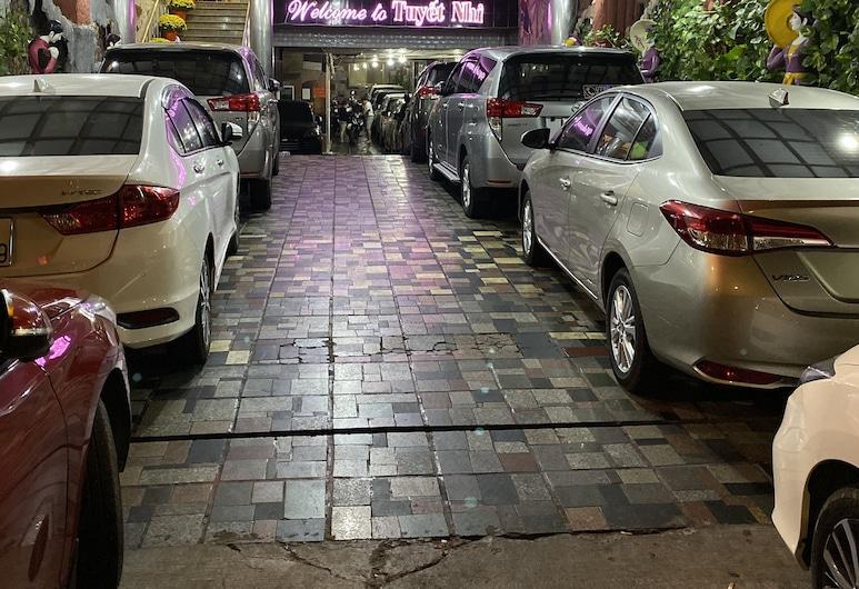 Tuyet Nhi Hotel, Vung Tau, Interior Entrance