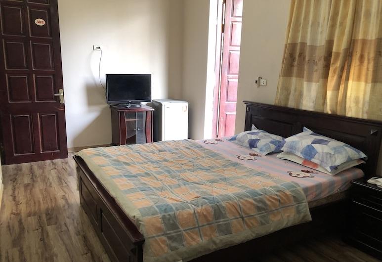 SPOT ON 915 Duy Hung Motel, Ханой, Двухместный номер «Делюкс» с 1 двуспальной кроватью, Номер