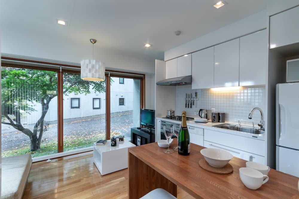 Chalet, 4 Bedrooms - Living Area