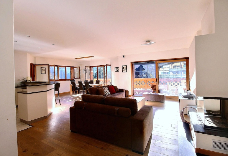 Very Nice 4.5 Rooms at 100m From the Cableway, Champery