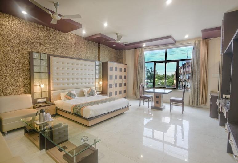 Hotel Vishnu Villas, Rewa, Royal Room, Guest Room