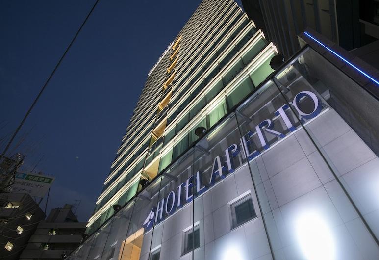 Hotel Aperto- Adults Only, Tokio, Exteriér