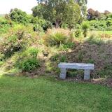 Rodinný domek - Výhled do zahrady