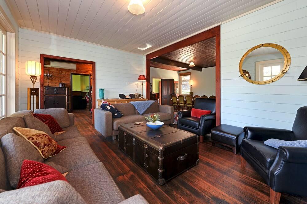Casa (Private Vacation) - Refeições no Quarto