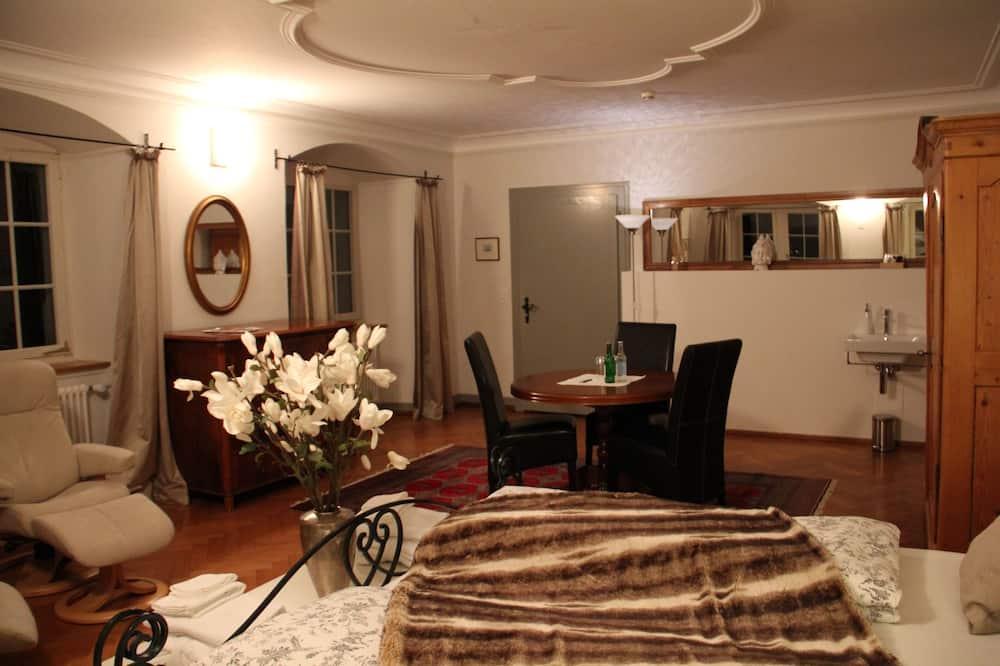 雙人房 (Konrad Schindler) - 客廳
