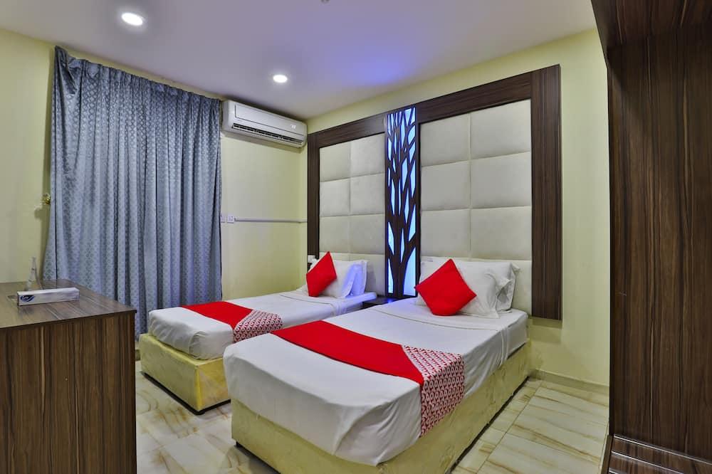 Departamento, 2 habitaciones - Habitación