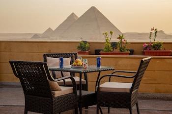 Giza bölgesindeki Gardenia Pyramids Hostel resmi