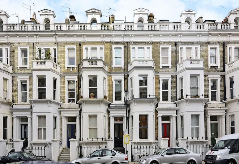 Chelsea Earls Court apartment, London