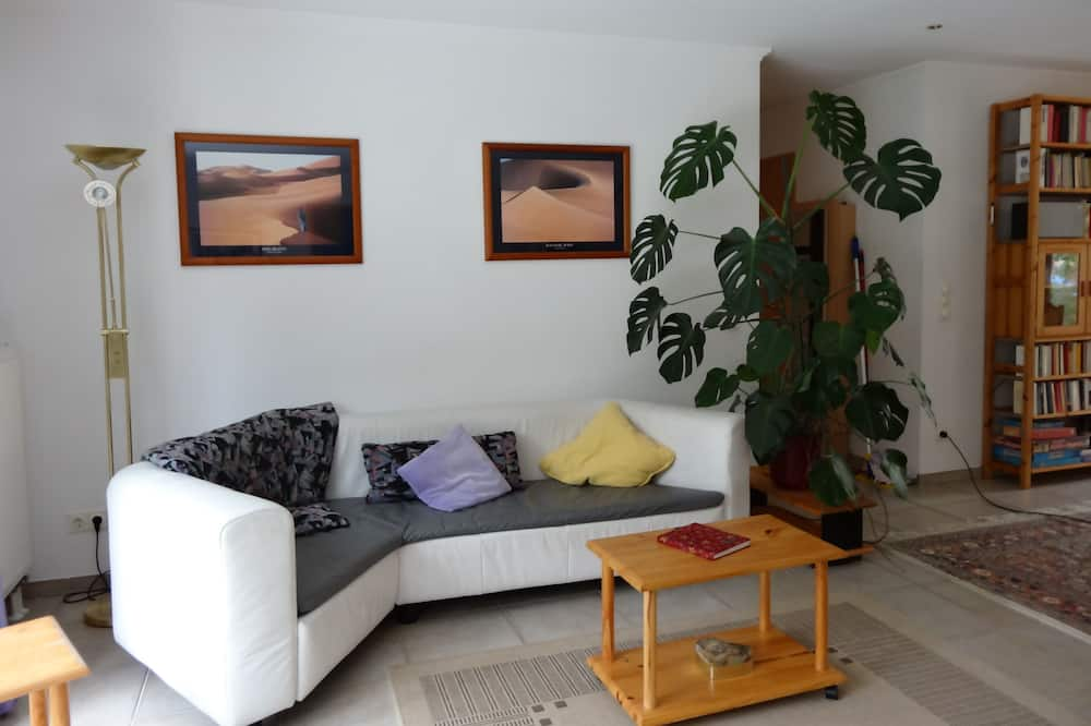 Family Apartment (incl. city tax & cleaning fee) - Living Area