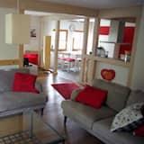 Appartamento, balcone (incl. EUR 60 Cleaning fee) - Area soggiorno