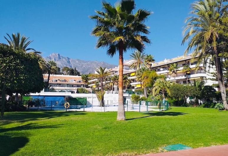 Carolina Park Apartment Marbella, Marbella, Svømmebasseng
