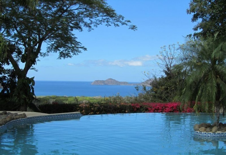 Bay Point 4, Papagayo, Luxury Villa, 3 Bedrooms, Private Pool, Ocean View, View from room