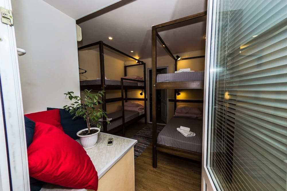 Shared Dormitory, Men only (6 beds) - Guest Room