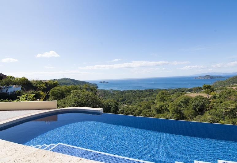 Casa Alegria, Playa Hermosa, Piscina al aire libre