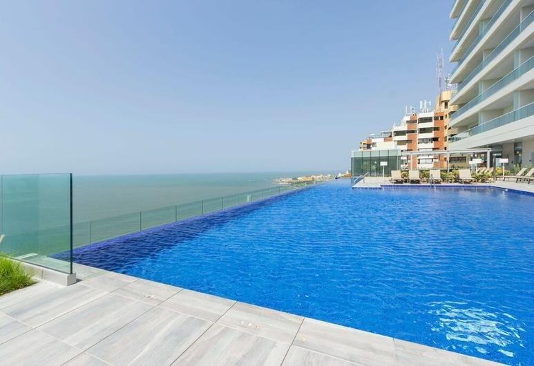 H2 Condominio Cartagena, Cartagena, Infinity Pool