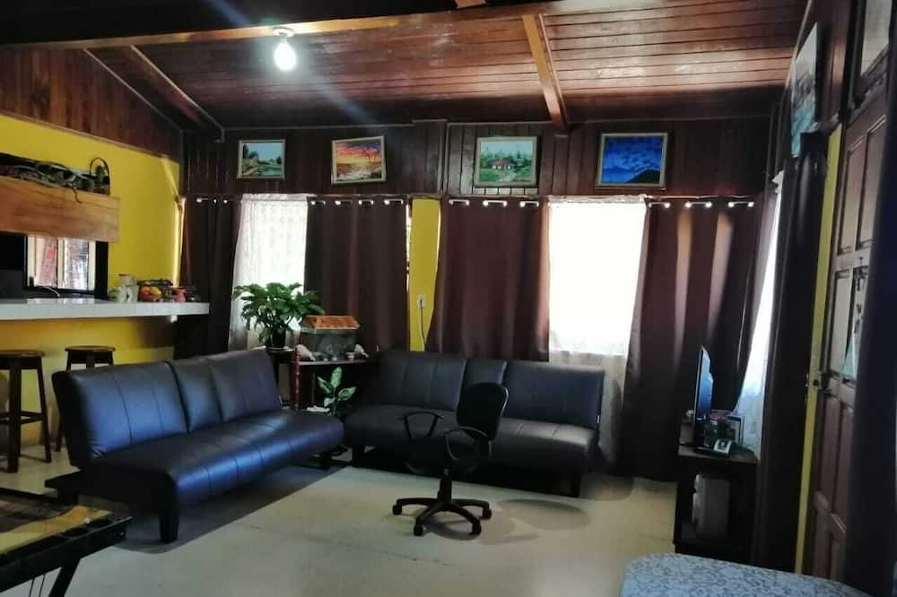 Tent (Not Bed, Only Air Mattresses) - Living Room