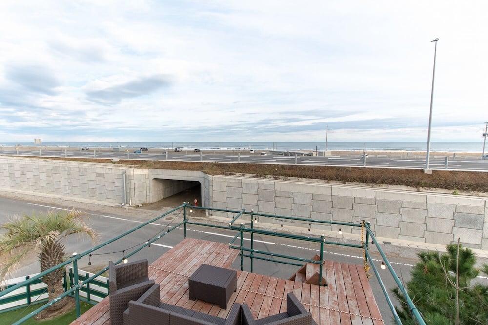 Pogled s balkona