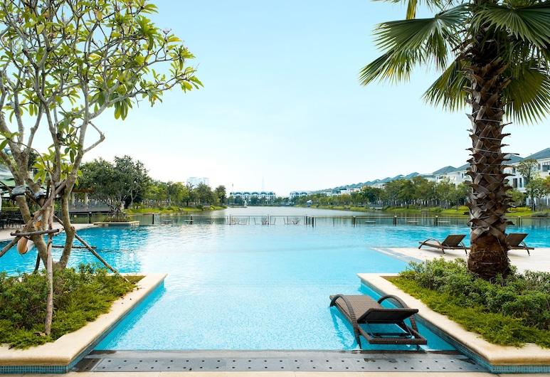Icity Lakeview Saigon Villa, Ho-Chi-Minh-Stadt, Außenpool