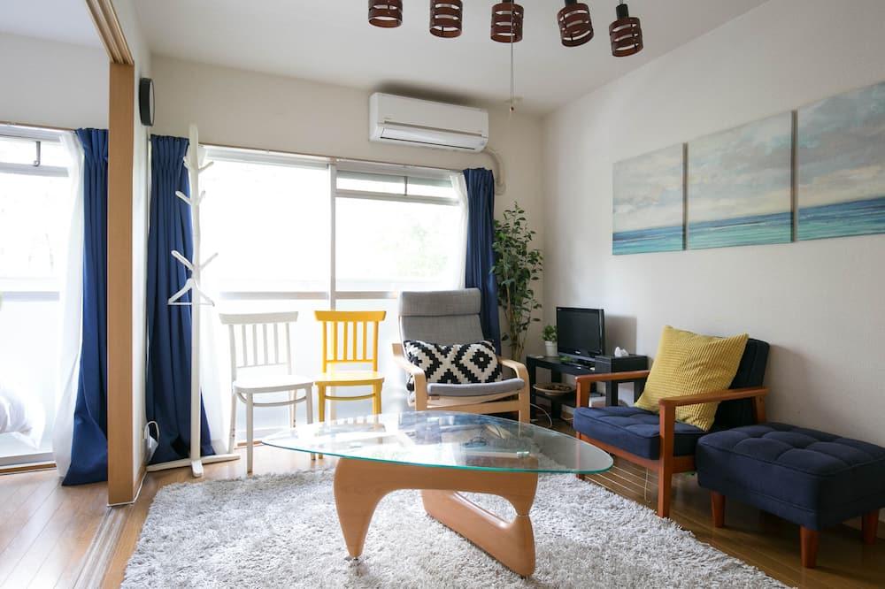 Apartment (401) - Wohnbereich
