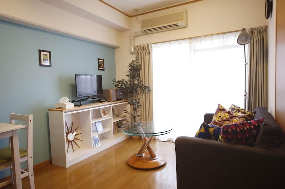 apartman (602) - Nappali rész