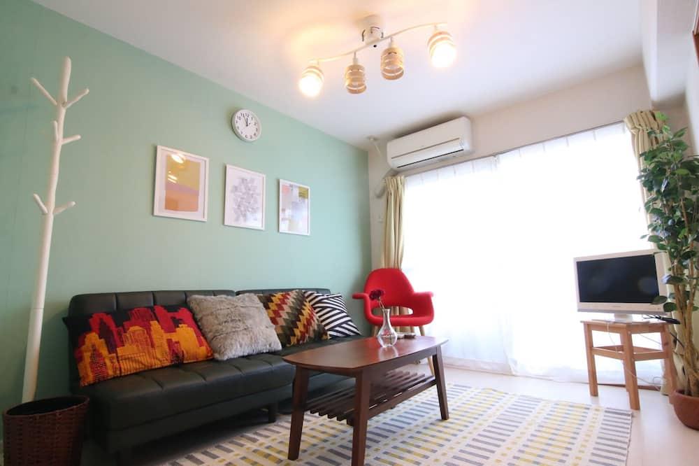 Apartment (707) - Living Area