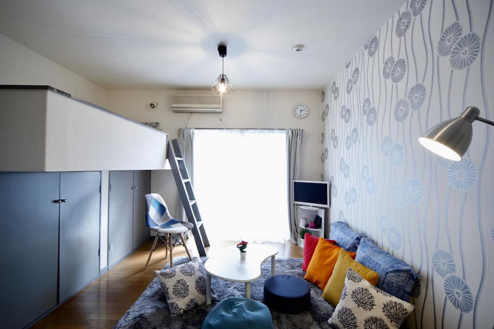 Appartement (102) - Chambre