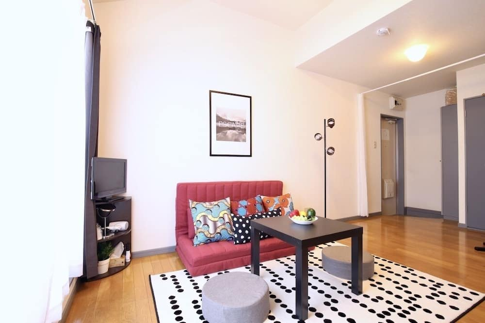 Appartement (202) - Coin séjour