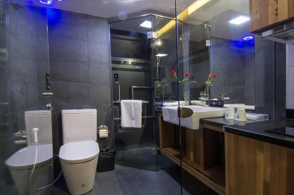 City-værelse - Badeværelse