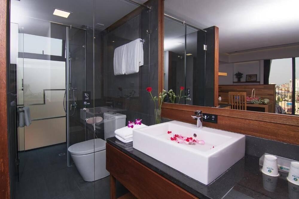 Superior-værelse med 2 enkeltsenge - Badeværelse
