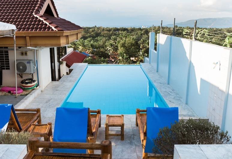 Seaview Hills Luxury Apartments & Rooms, Dauis, Infinity Pool